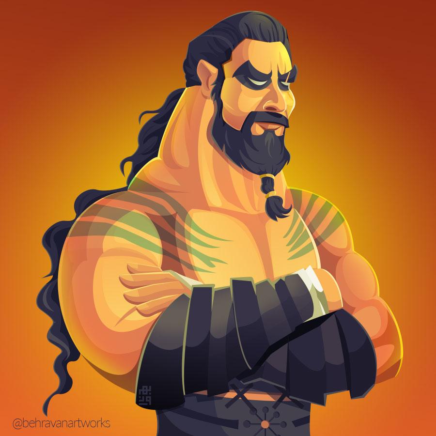 khal Drogos